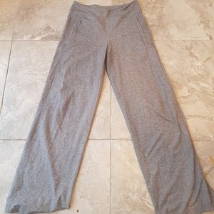 Ivivva Girls Active Grey Trackpants
